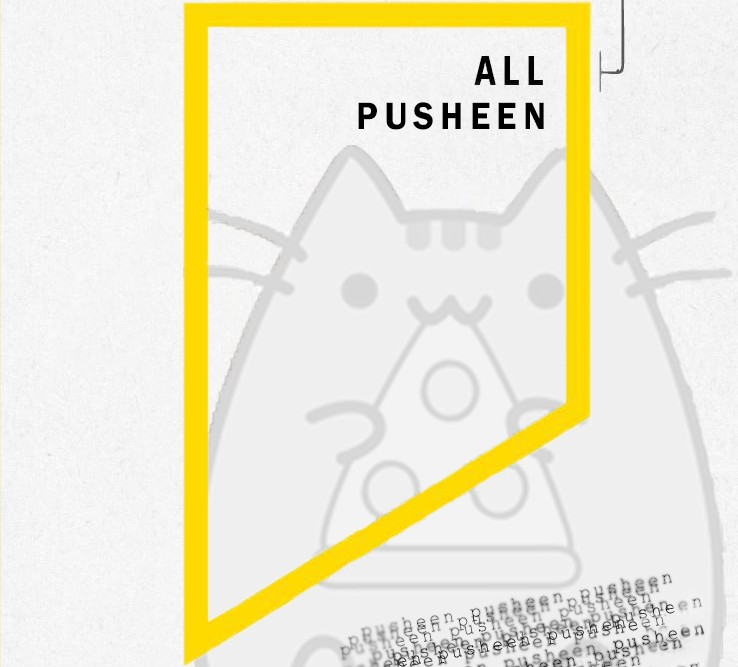 Tóth Kinga: All Pusheen