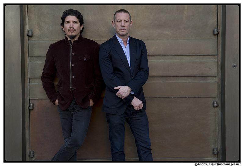 Thievery Corporation (Rob Garza and Eric Hilton) in Washington DC