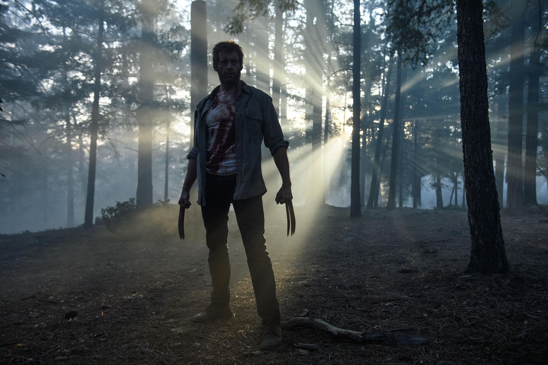 DF-18976 - Hugh Jackman stars as Logan/Wolverine in LOGAN. Photo Credit: Ben Rothstein.