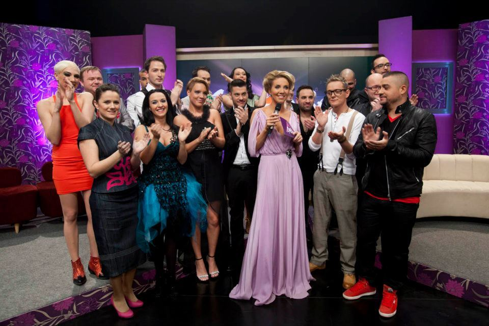 Az első elődöntő - Eurovíziós Dalfesztivál