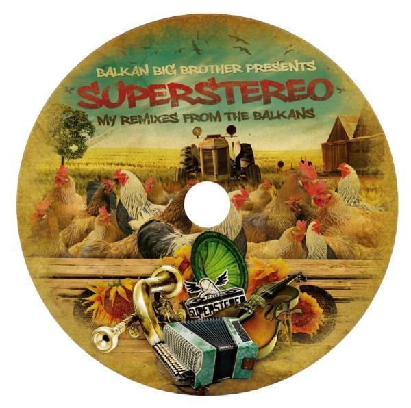 A remix CD