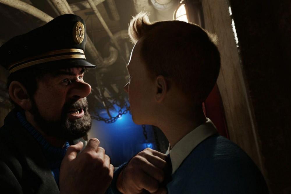Tintin kalandjai