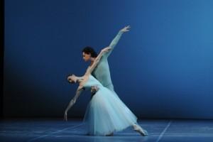 George Balanchine: Szerenád (Fotó: Andrea Merlo)