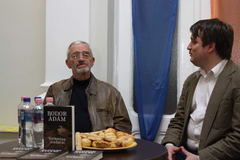 Bodor Ádám Kovács Béla Lóránt kérdéseire válaszol