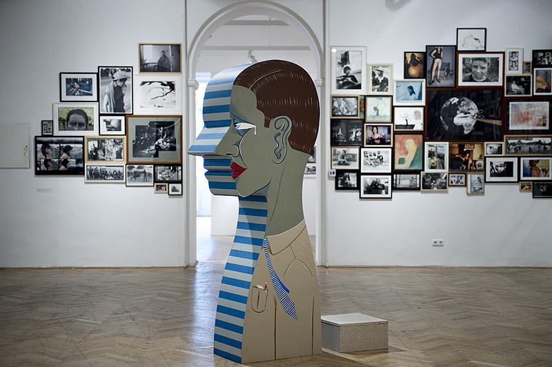 Ed Templeton kiállítása az Ernst Múzeumban