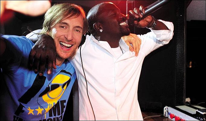 Guetta - Akon