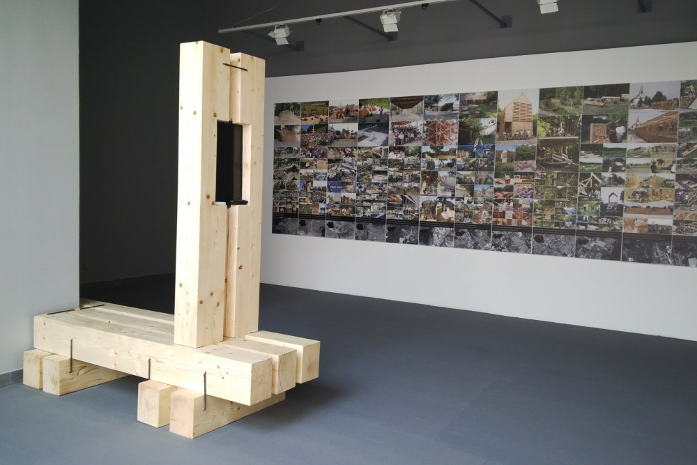 Velencei Építészeti Biennálé - a magyar pavilon