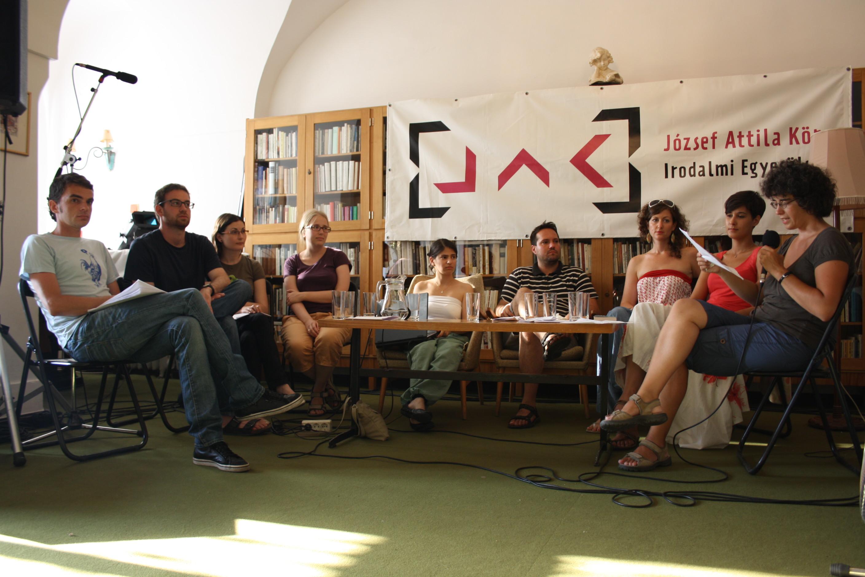 Re: Verse - felolvasás és beszélgetés a lengyel szerzők munkáiból