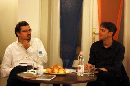 Vallastyán Tamás és Kemény István