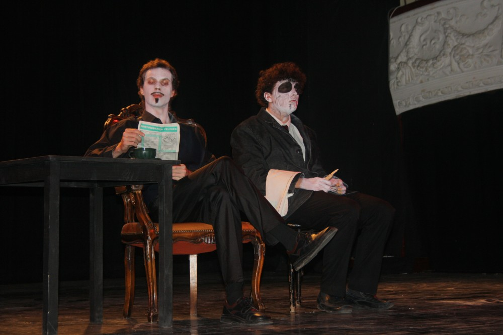 ÁdáMake a 2010-es ESZTI fesztiválon