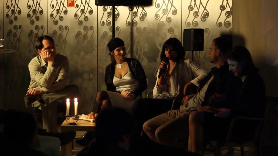 KönyvFilm bemutatós kerekasztal-beszélgetés