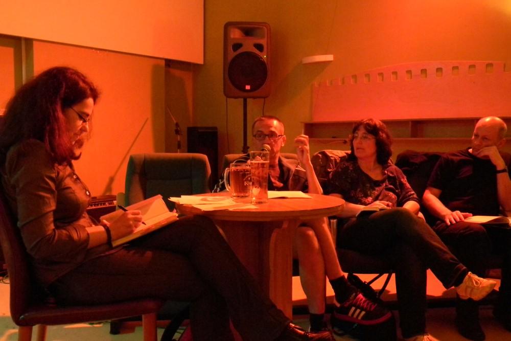 Egy est Krasznahorkai interjúkötete körül