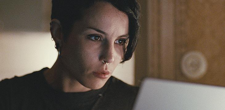 Lisbeth, a hacker