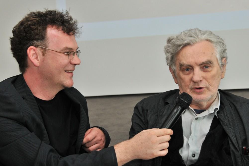 Kukla Krisztián és Tót Endre (Fotó: Nagy Gábor / Modem)