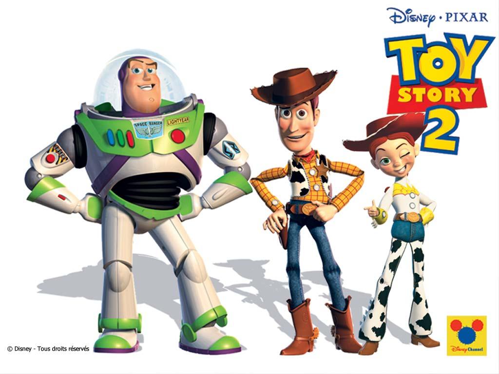 Buzz, Woody és Jessie