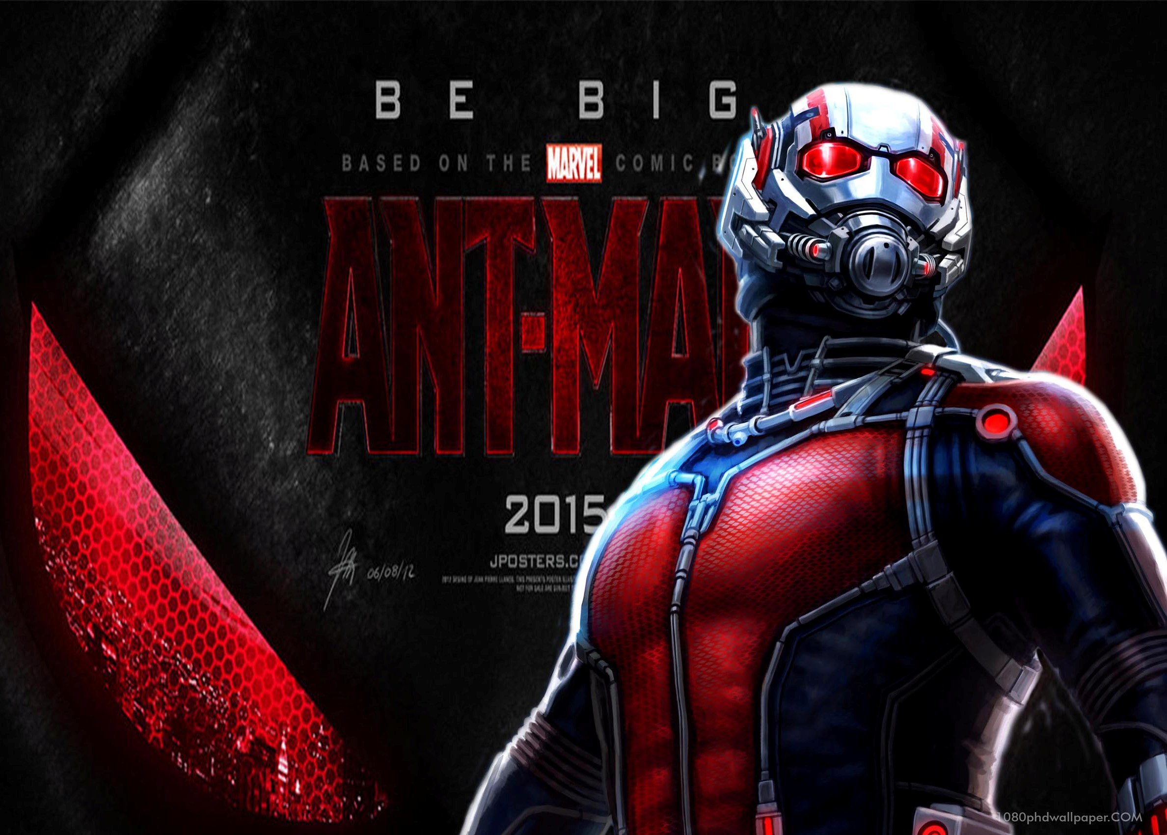 ant man movie 2015