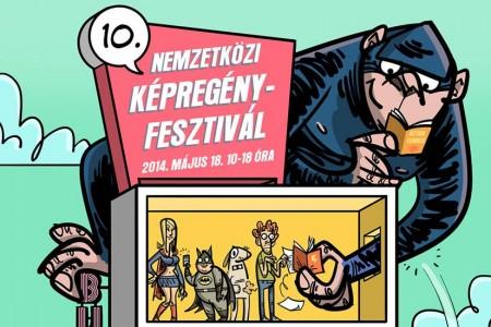 10. Budapesti Nemzetközi Képregény Fesztivál