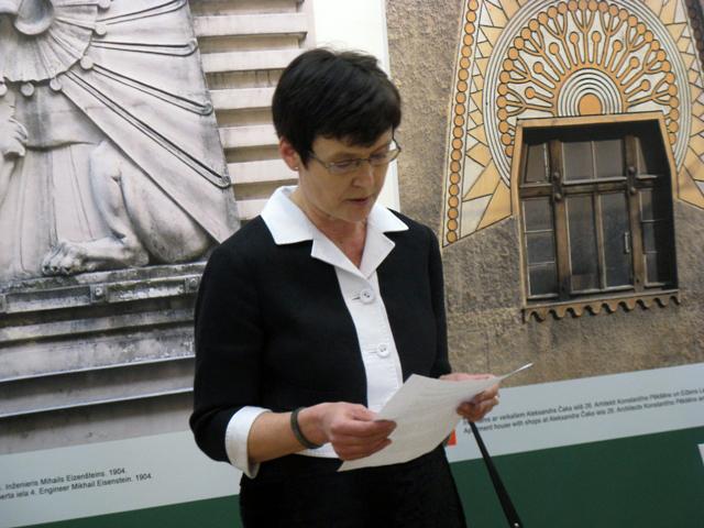 Veronika Erte lett nagykövetasszony