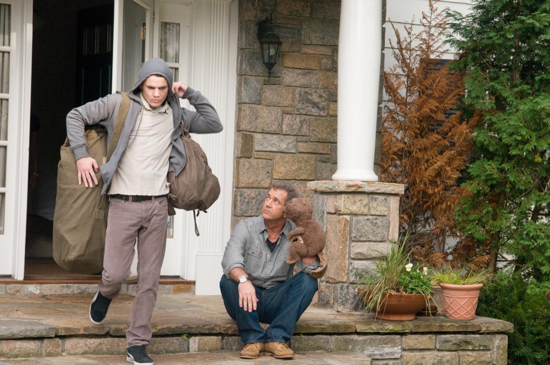 The Beaver - Mel Gibson és Anton Yelchin