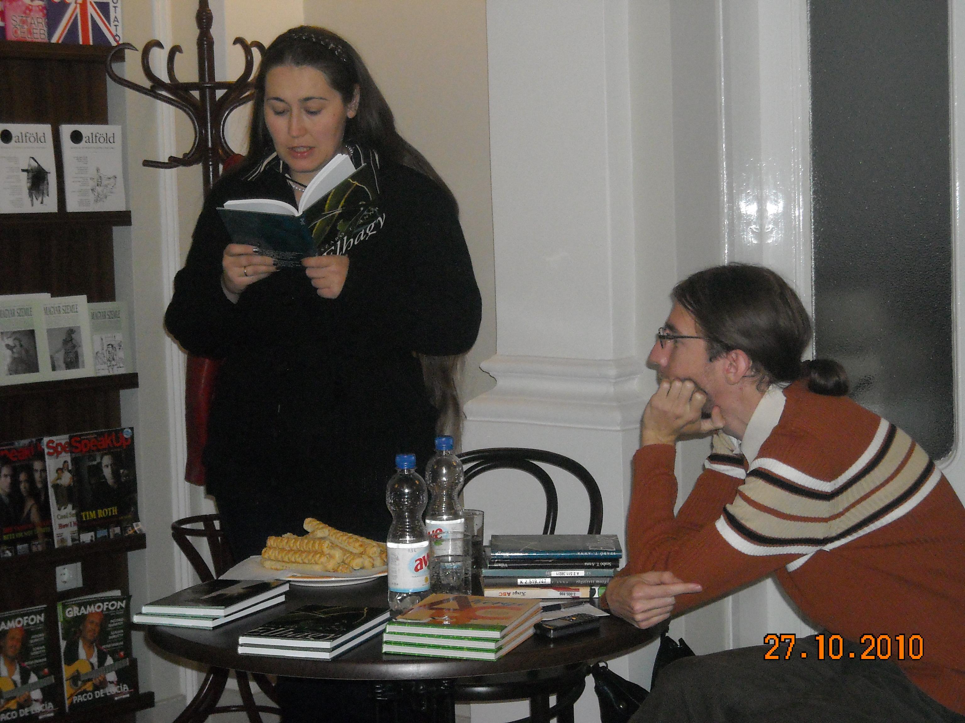 Szabó T. Anna és Lapis József