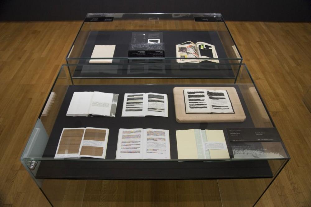 Peter Kalmus: Franz Kafka: Kalmus. 1998 – 2011. A müvész tulajdona. Foto SNG