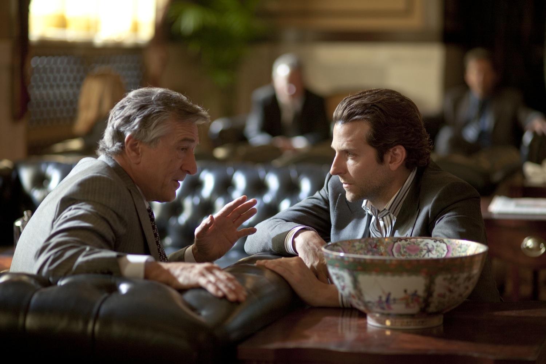 Meddig még? - Robert De Niro és Bradley Cooper