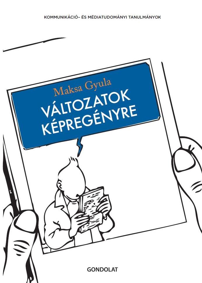 Maksa Gyula: Változatok a képregényre