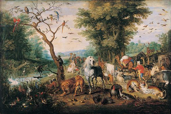 Noé bárkája (fotó: bookline.ro)