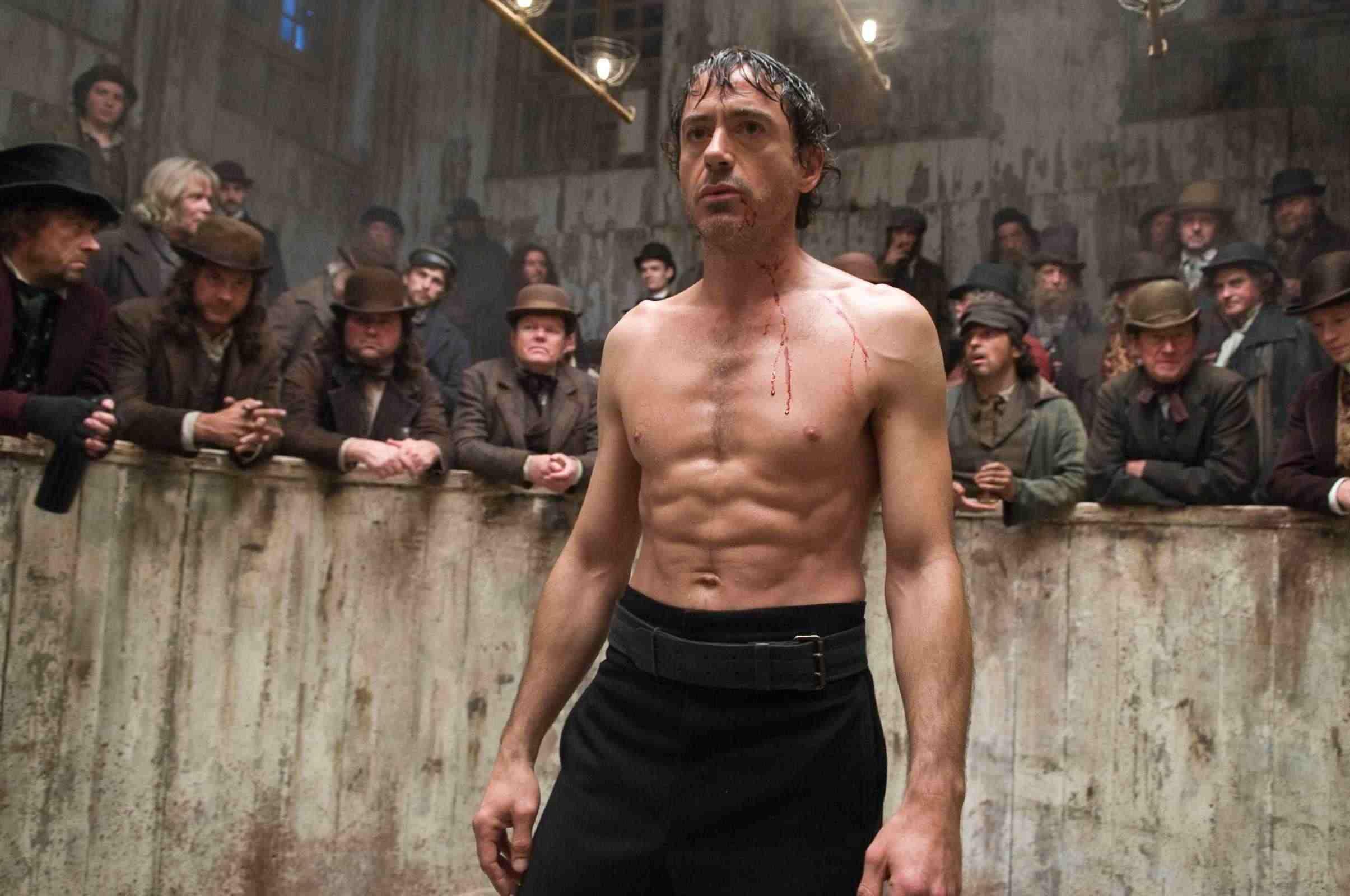 Holmes, a harcművész