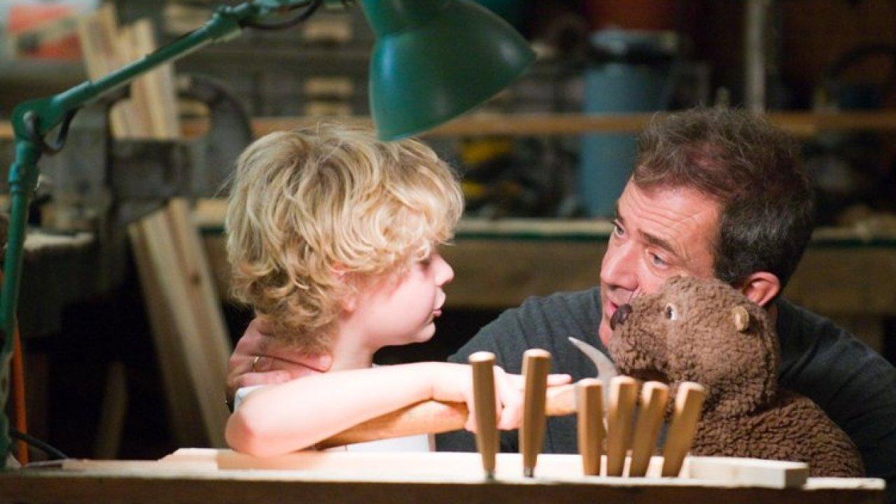 The Beaver - Mel Gibson és Riley Thomas Stewart