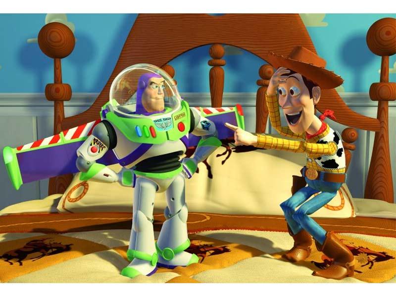 Buzz és Woody