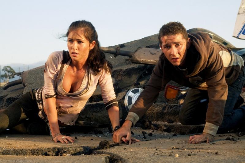 Sam és Mikaela kifújja magát