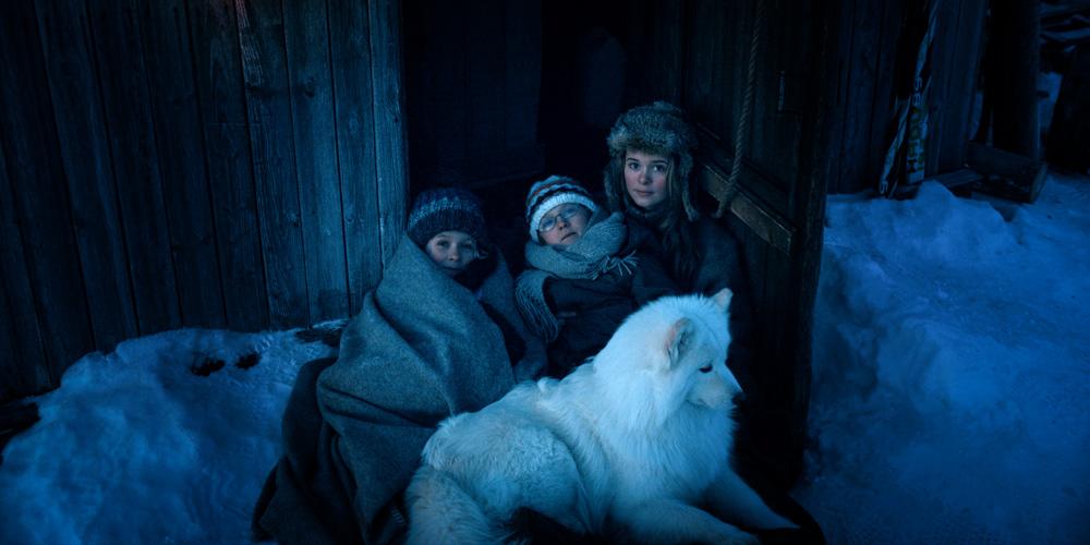 Kaisa Gurine Antonsen, Ida Leonora Valestrand Eike og Leonard Valestrand Eike i Operasjon Arktis