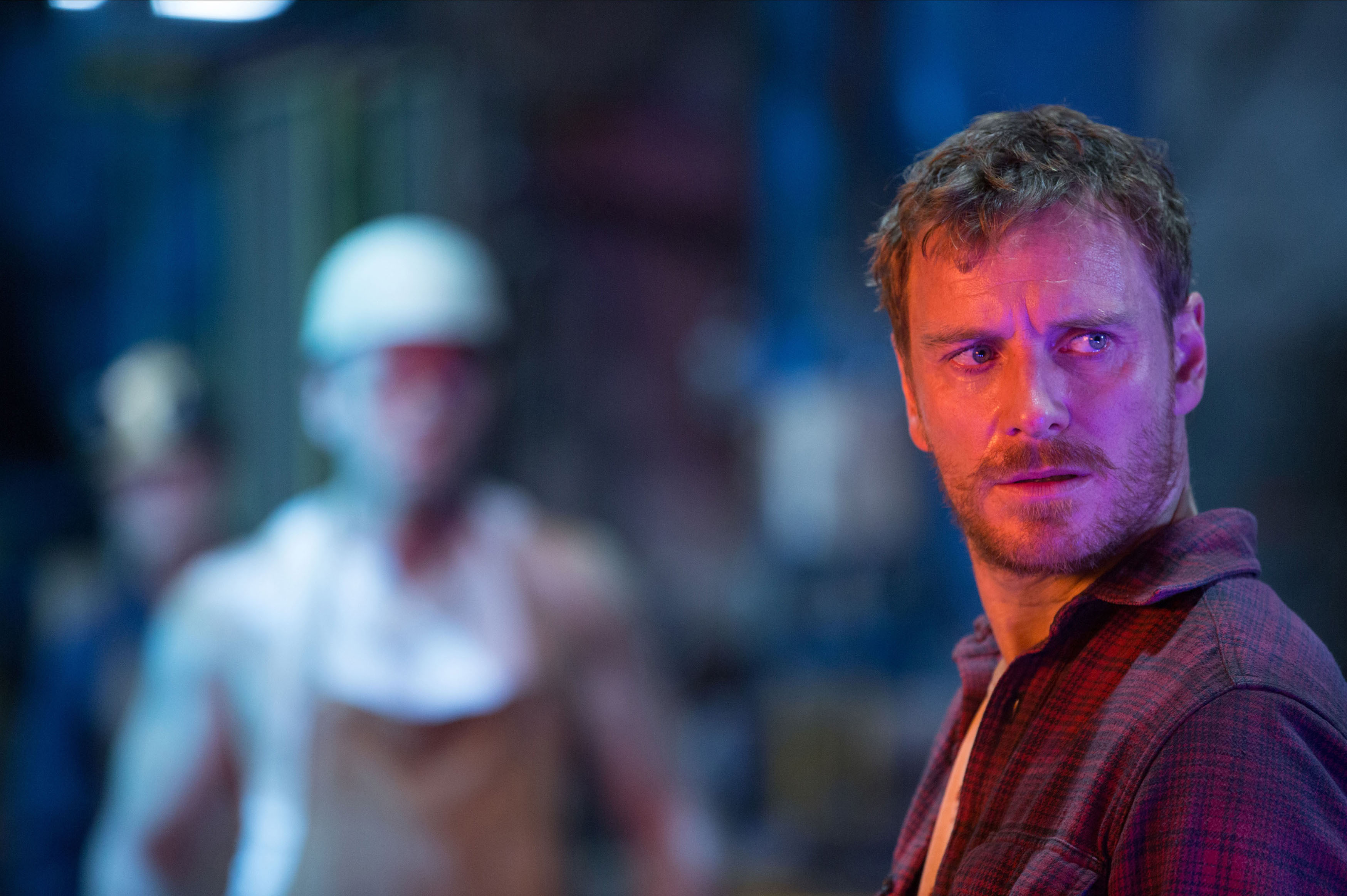 DF-02179 Michael Fassbender as Erik Lensherr / Magneto in X-MEN: APOCALYPSE.