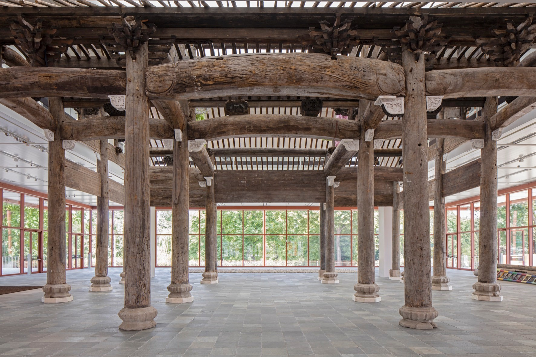 Ai Weiwei_Wang Family Ancestral Hall
