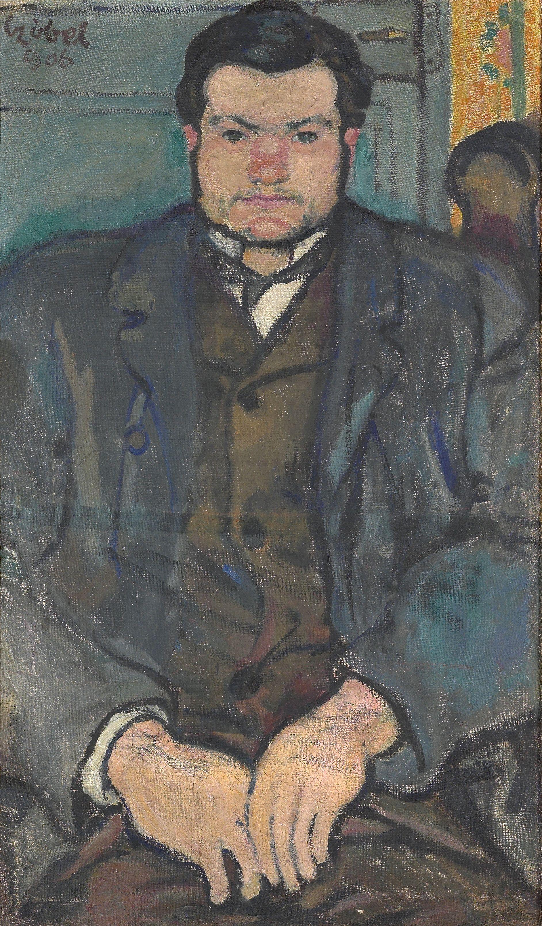 Portrait 27homme - czobel