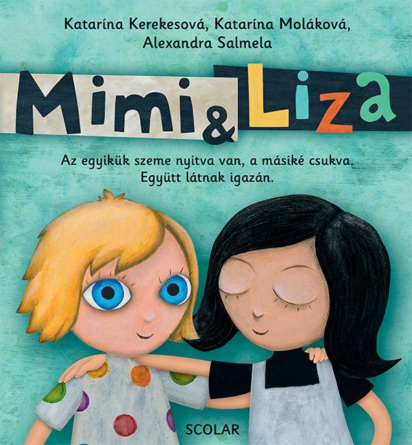 Mimi a Liza -- cover HU.indd