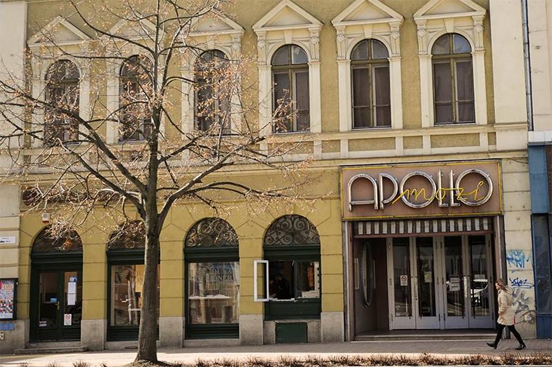 Apollo mozi
