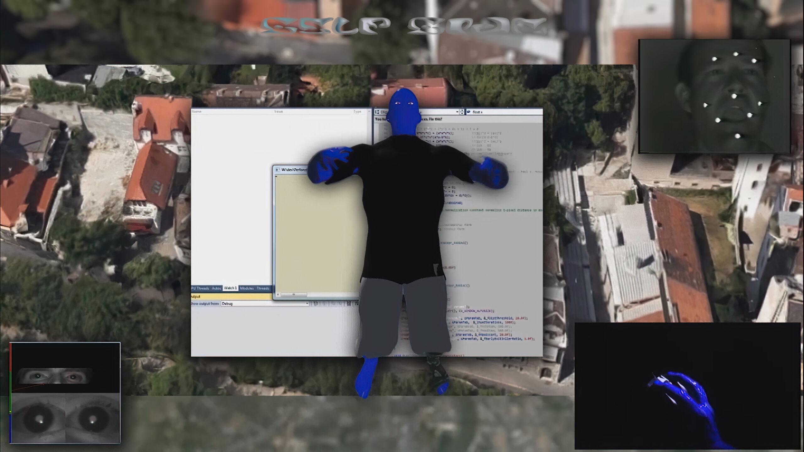 Páll Tamás: Self spam, 2016/2021