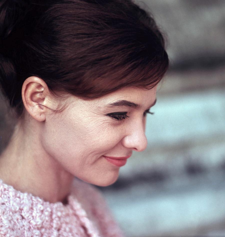 Törőcsik Mari 1962-ben (fotó: MTI, Farkas Tamás)