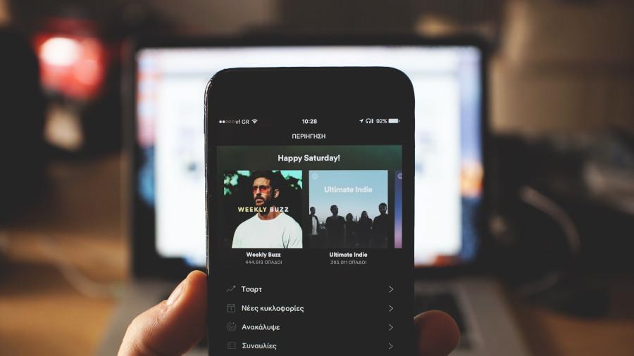 A Spotify-nak rendszeresen vannak szerzői jogi perei világszerte (fotó: Pexels, John Tekeridis)