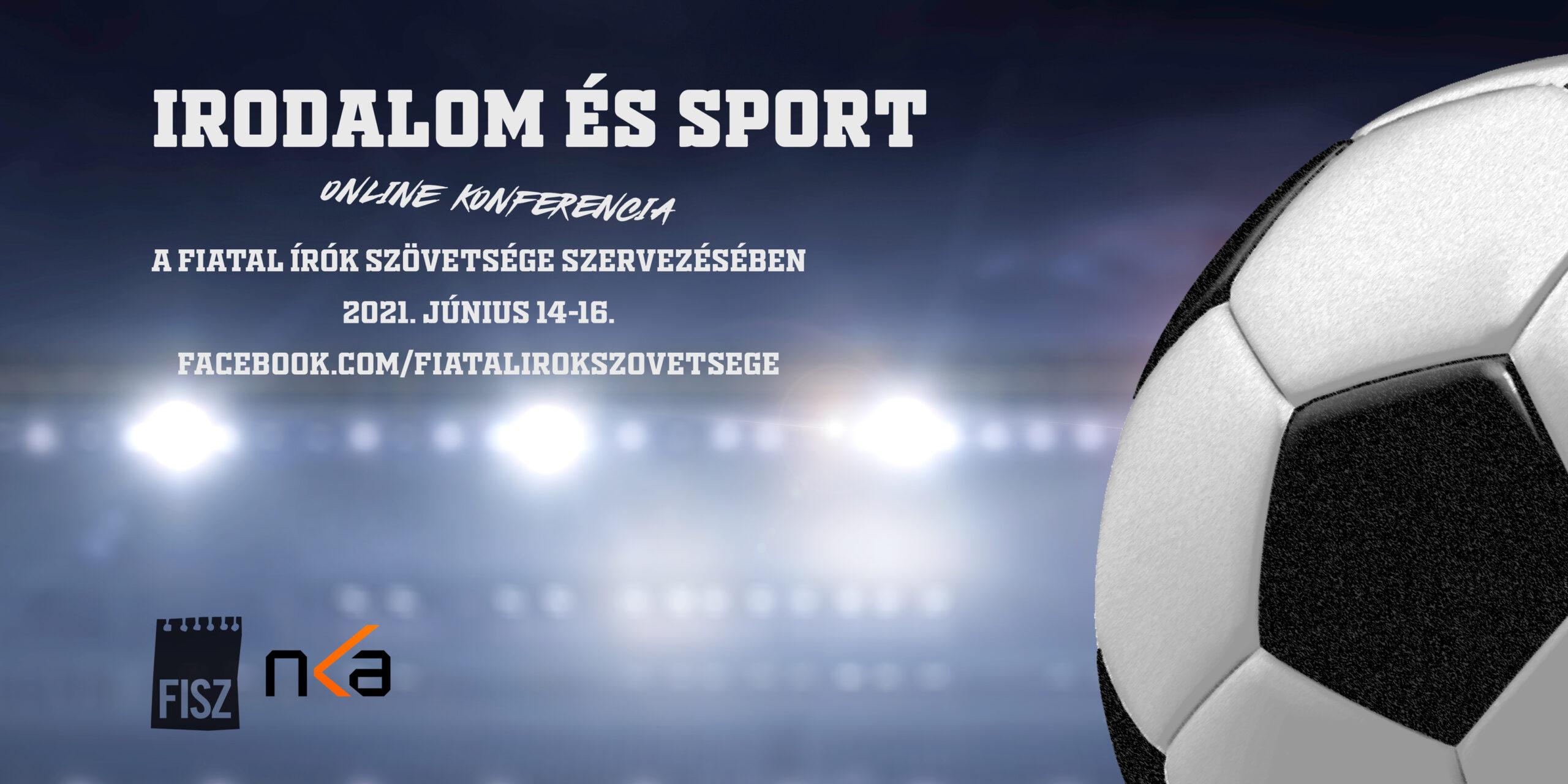 Irodalom és sport online konferencia (forrás: FISZ)