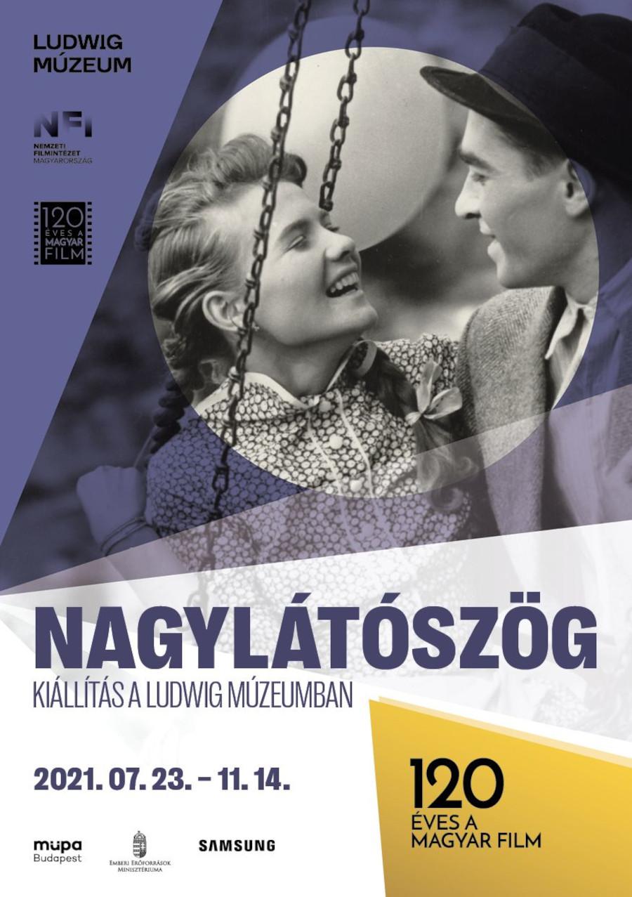 Nagylátószög – 120 éves a magyar film (forrás: NFI)