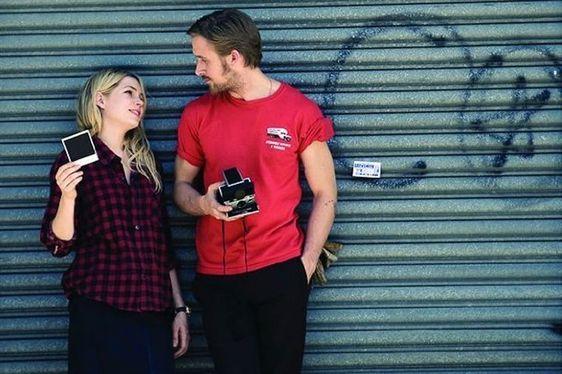 Michelle Williams és Gyan Gosling