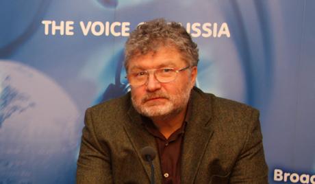 Jurij Poljakov Debrecenben járt