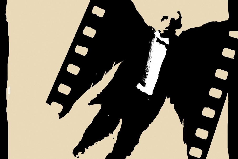 43. Magyar Filmszemle plakát