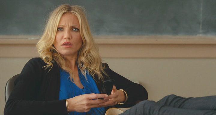 A rossz tanárnéni - Bad Teacher, Cameron Diaz