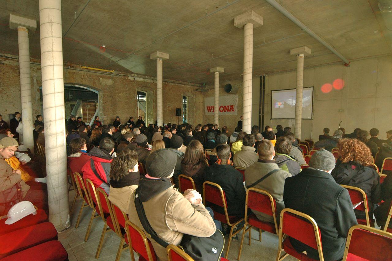 A konferencia