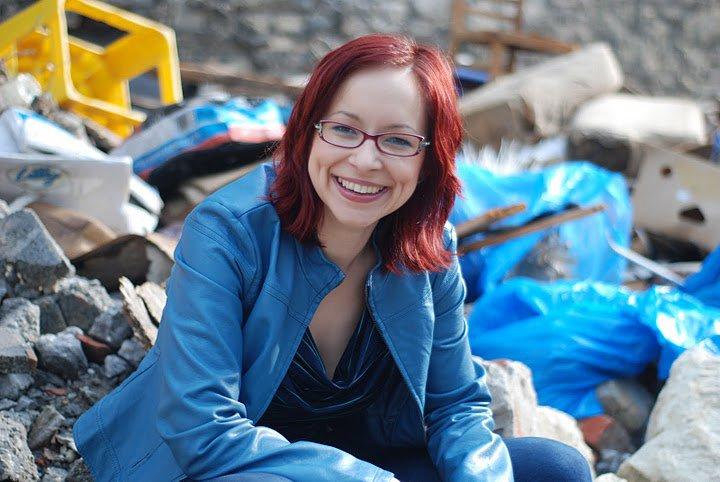 Csobánka Zsuzsa (Dézsi Judit fotója)