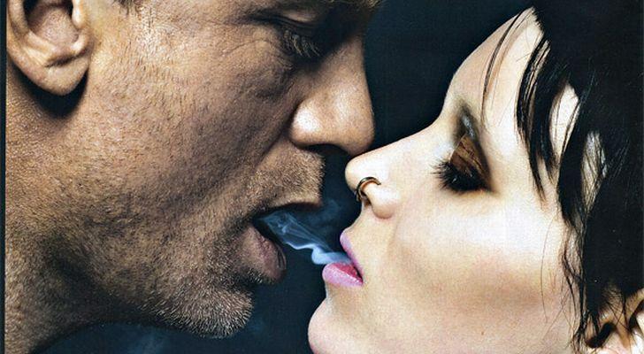A tetovált lány (Daniel Craig és Rooney Mara)